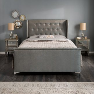 Charleston Upholstered Bedframe